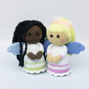 Amigurumi Angel - Free crochet pattern by Amigurumi Today