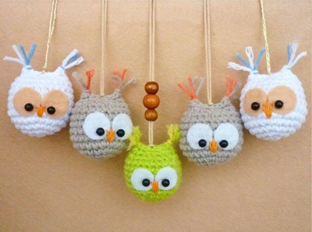 Amigurumi Crochet Owl Free Patterns Instructions | 476x640