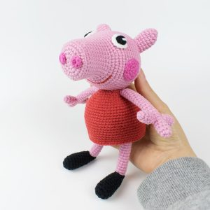 Crochet Peppa Pig - Free amigurumi pattern by Amigurumi Today