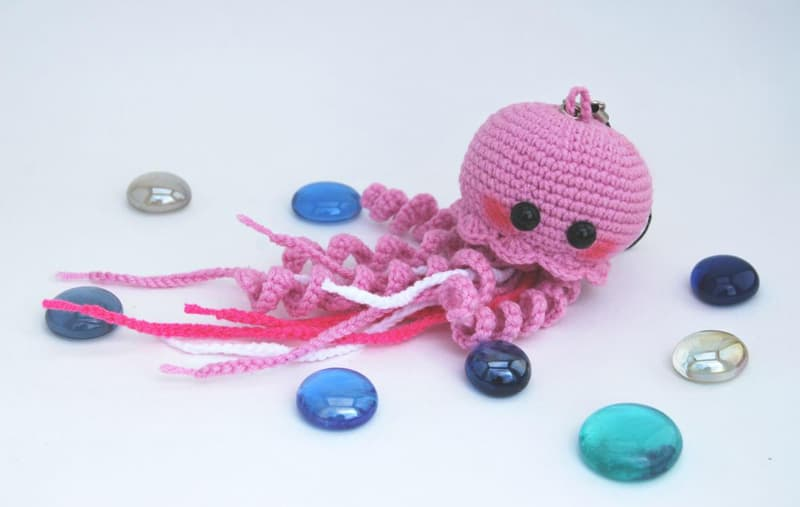 Happy Jellyfish Amigurumi Pattern Amigurumi Today