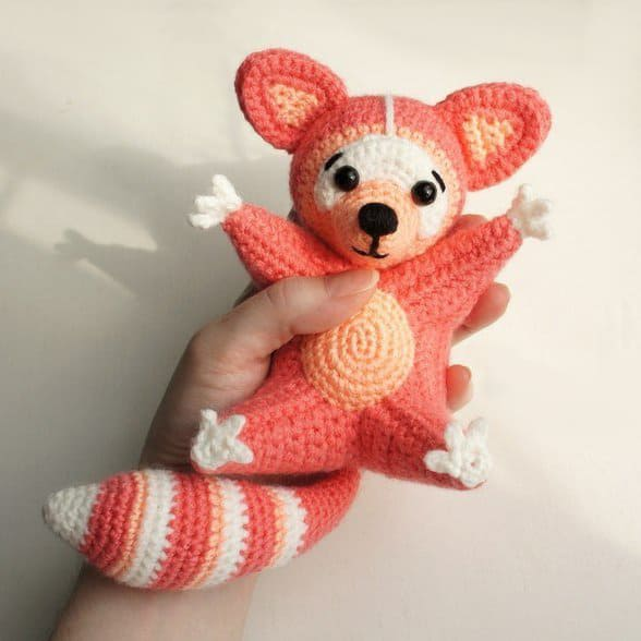 Amigurumi And Crochet : Raccoon amigurumi pattern - Amigurumi Today