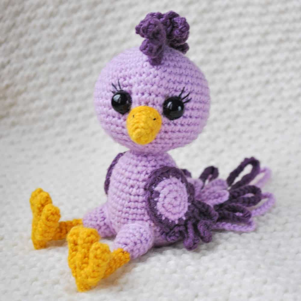 Shy unicorn amigurumi pattern - Amigurumi Today | 1000x1000