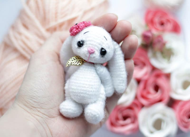 Little Crochet Bunny Pattern Amigurumi Today