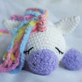 Crochet Baby Unicorn Pattern : Amigurumi Today - Free amigurumi patterns