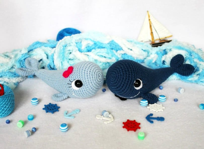 Blue Whale Free Amigurumi Pattern Amigurumi Today Delectable Whale Pattern