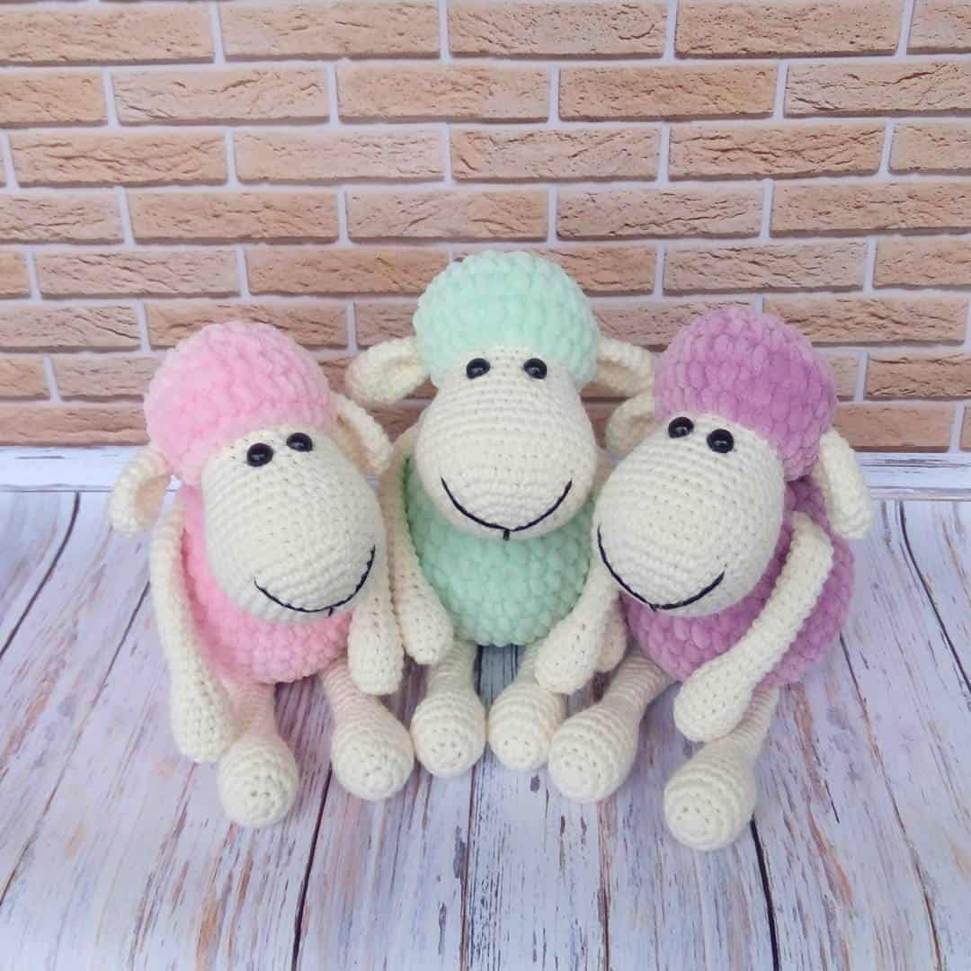 Delightful Dollies: 15 Free Crochet Doll Patterns! - moogly | 1080x1080