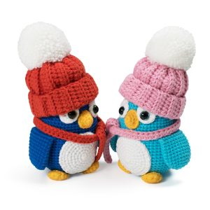 Free baby penguin amigurumi crochet pattern by Amigurumi Today