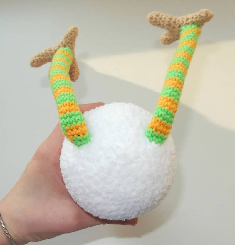 Funny rooster crochet pattern - Amigurumi Today