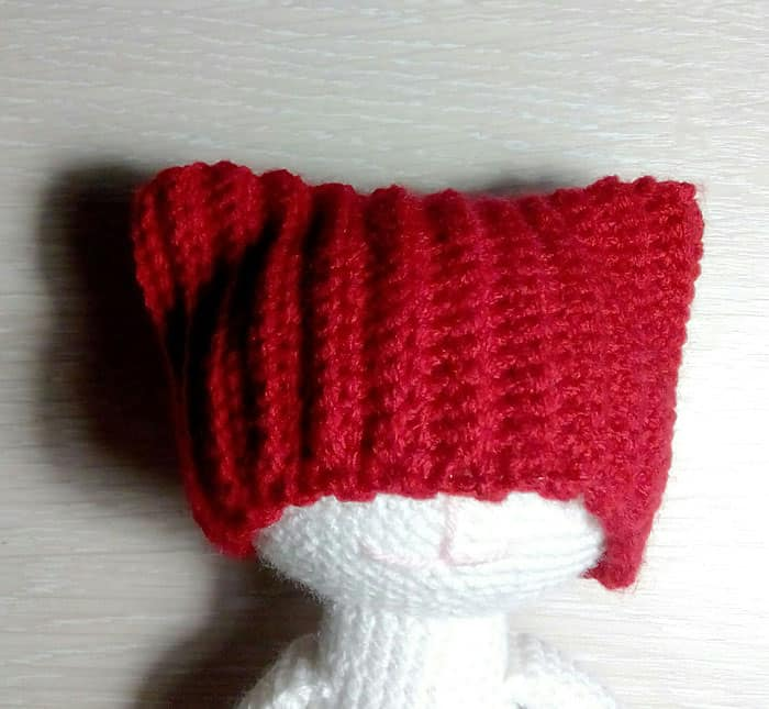 How to crochet hat for toy