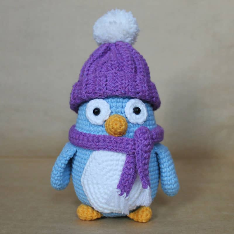 Amigurumi Today Bear : Baby penguin amigurumi pattern - Amigurumi Today
