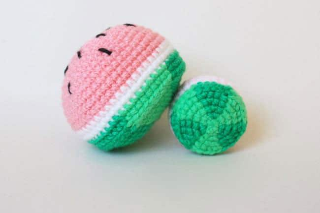 These sugariness woman raise too babe watermelon turtles amigurumi volition definitely brand yous grin Watermelon turtles – amigurumi patterns
