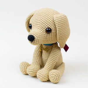 Amigurumi Lucky Puppy - Free crochet pattern designed by Amigurumi Today