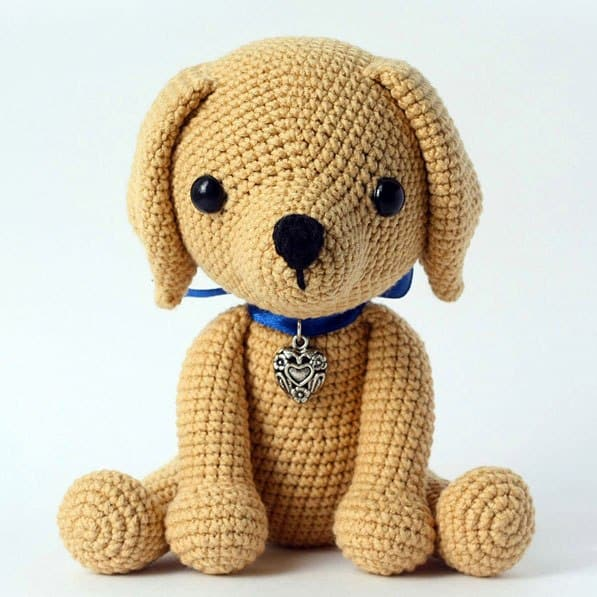Lucky Puppy Amigurumi Pattern Amigurumi Today