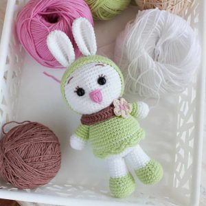 Amigurumi Sunny Bunny - Free crochet pattern by Amigurumi Today