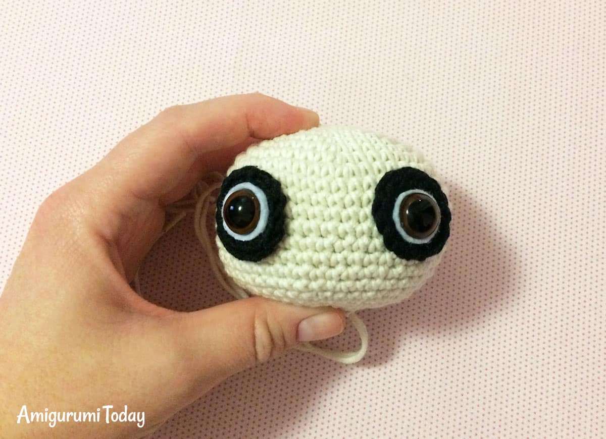 Baby Pug Dog amigurumi pattern | Crochet dog, Crochet dog patterns ... | 870x1200