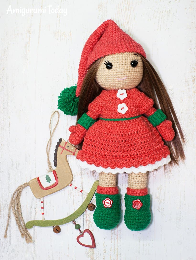 Christmas doll crochet pattern amigurumi today free christmas doll crochet pattern by amigurumi today dt1010fo