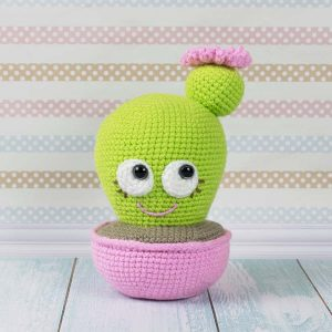 Amigurumi Cactus Pincushion - Free crochet pattern by Amigurumi Today