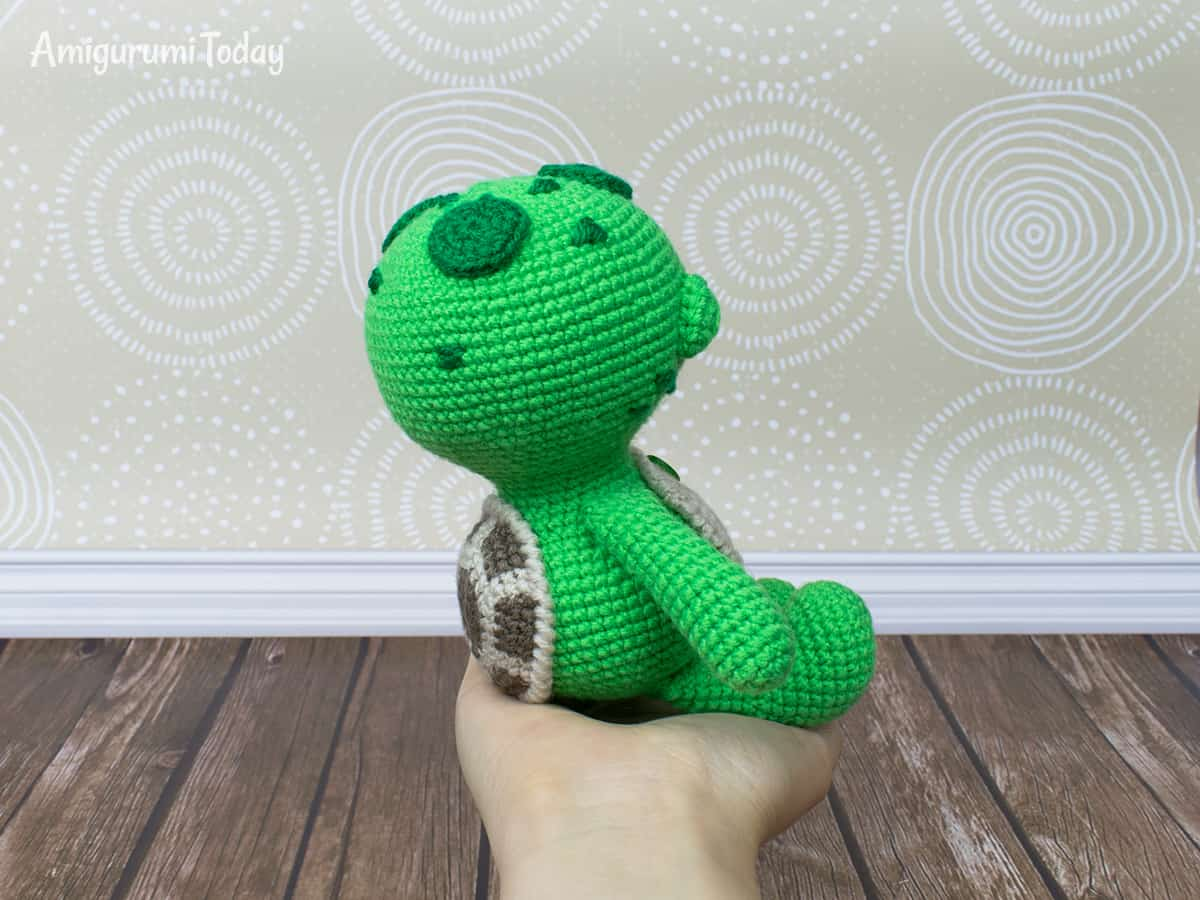 Amigurumi Dreamy Turtle - Free crochet pattern by Amigurumi Today