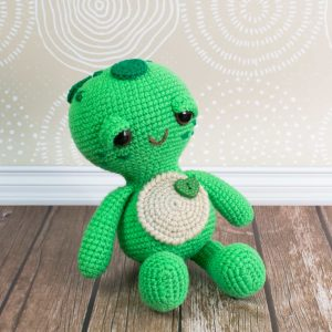 Amigurumi Turtle - Free crochet pattern by Amigurumi Today