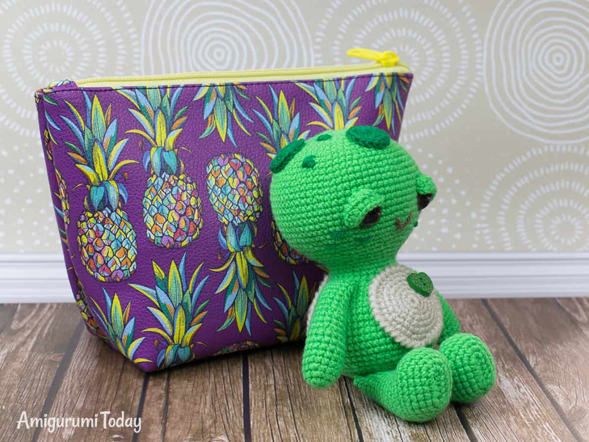 Dreamy Turtle - Free crochet pattern by Amigurumi Today