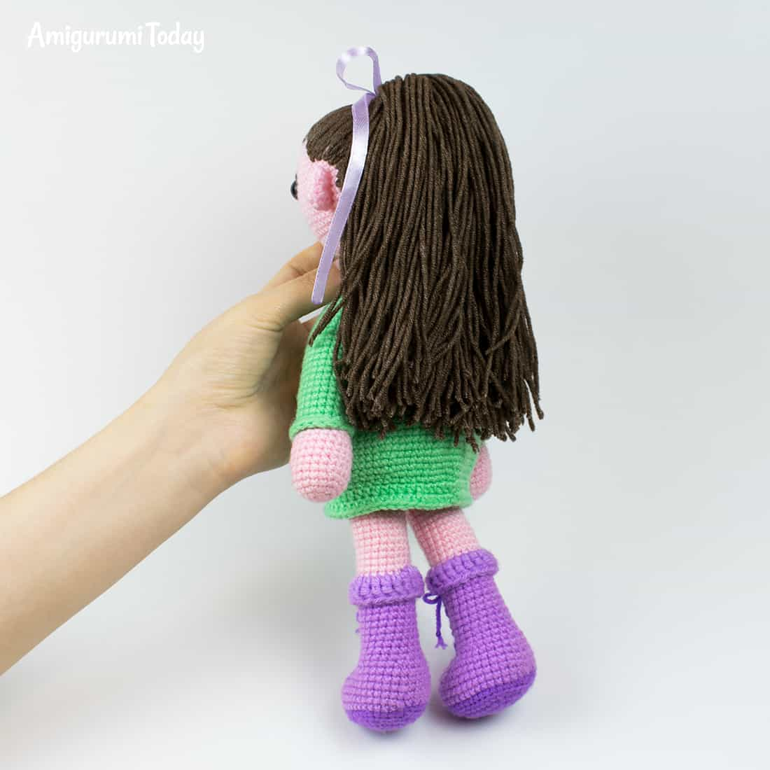 Lulu Doll - Free amigurumi pattern by Amigurumi Today
