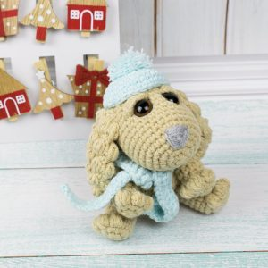 Amigurumi Spaniel Dog - Free crochet pattern by Amigurumi Today