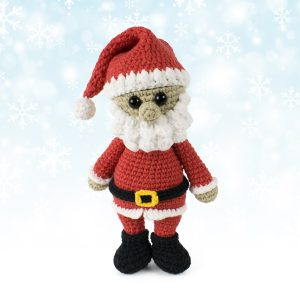 Amigurumi Santa Claus - Free Christmas crochet pattern by Amigurumi Today