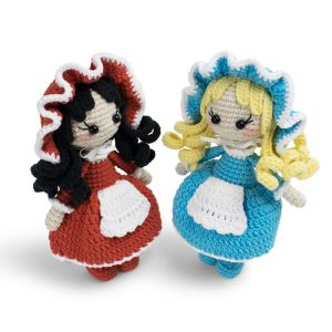 Amigurumi Doll Lolita - Free crochet pattern by Amigurumi Today