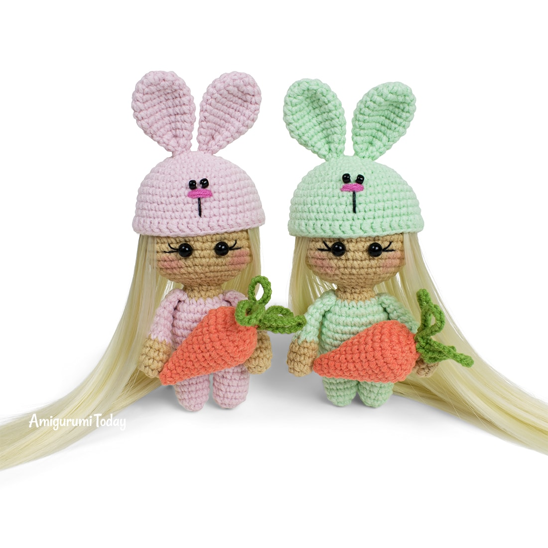 20 Free Amigurumi Patterns to Melt Your Heart | 1100x1100