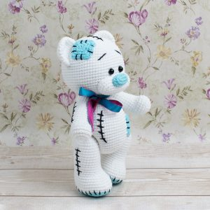 Amigurumi Teddy Bear - Free crochet pattern designed by Amigurumi Today
